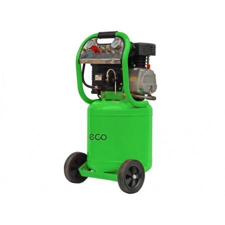 Компрессор ECO AE 401 (233 л/мин, 8атм.,рес.40л,1.5кВт/220В)