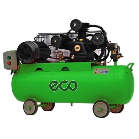 Компрессор ECO AE 1003 (477 л/мин, 8 атм., рес.100л, 3 кВт/380В)