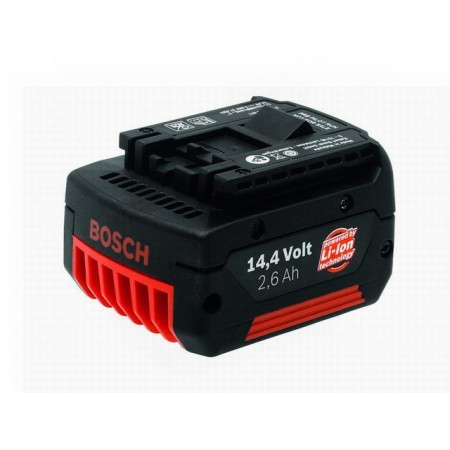 Аккумулятор 14,4 в 2,6Ач. Li Ion (Bosch) (2607336078)