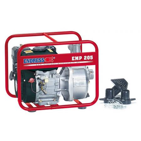 Мотопомпа ENDRESS EMP 205 SТ д/грязн.воды (2,9кВт) 700 л/мин бенз.