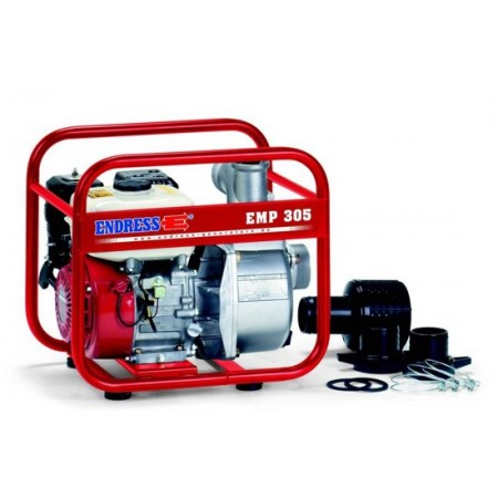 Мотопомпа ENDRESS EMP 305 д/чист. воды (4,0кВт) 1000л/мин бенз.